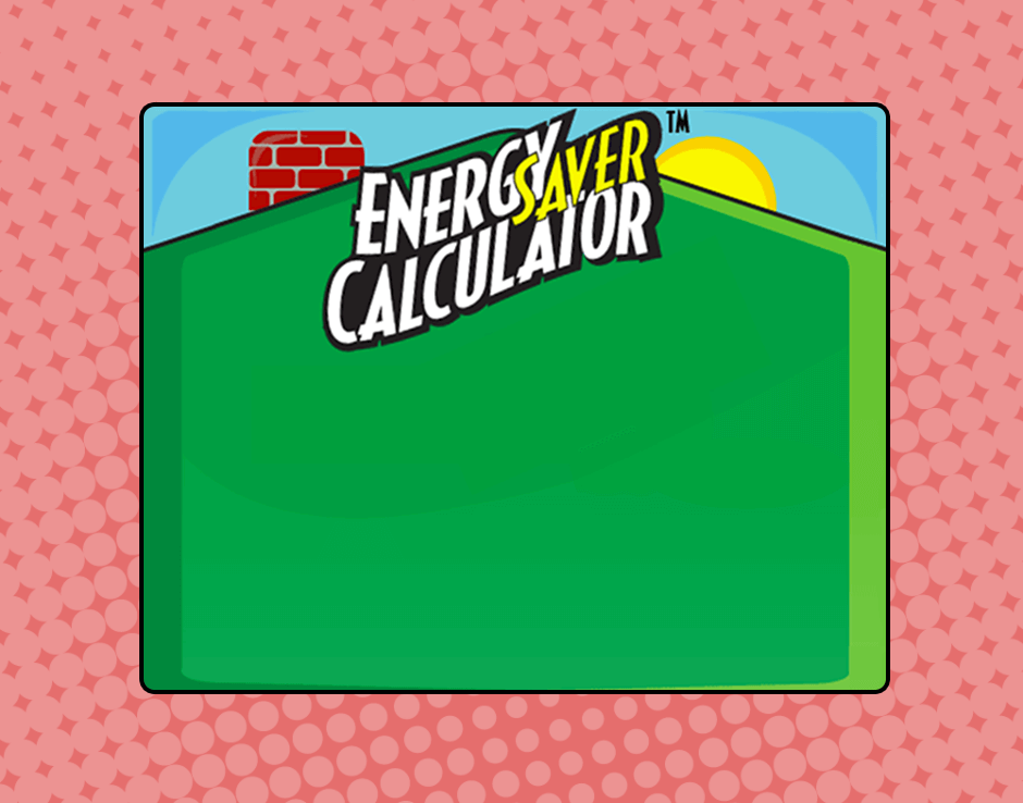 Energy Saver Calculator Game