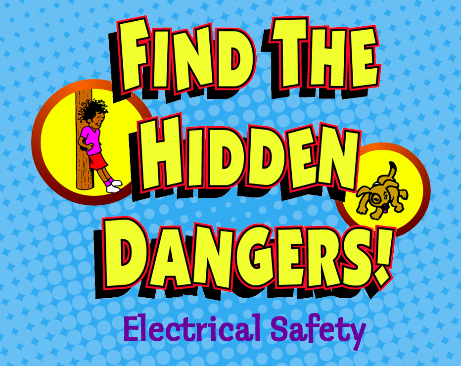 Find the Hidden Dangers! Electrical Safety Game